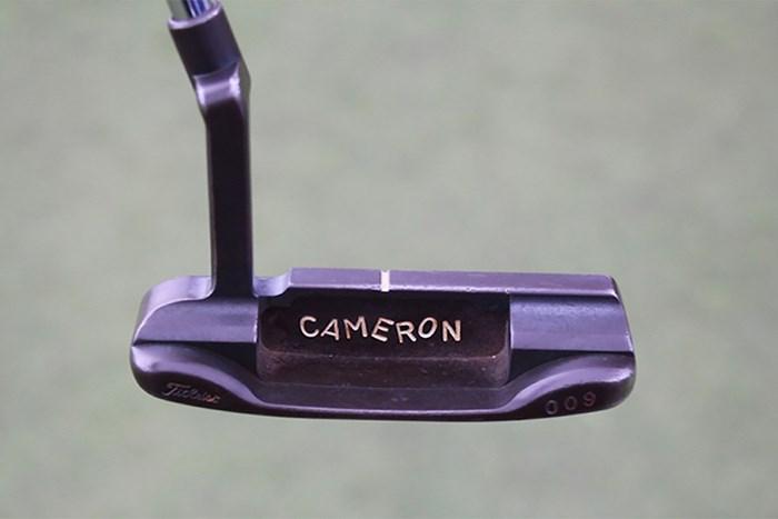 長年使用するクラシックなパター(提供:GolfWRX、PGATOUR.COM) 2021年 バレロテキサスオープン 4日目 ジョーダン・スピース