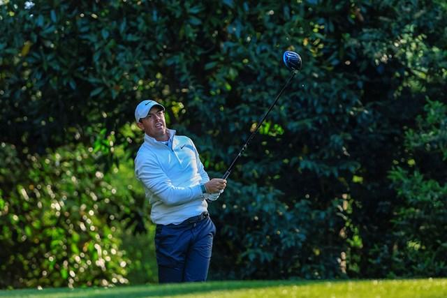 2021年 マスターズ 事前 ロリー・マキロイ 今年もキャリアグランドスラムをかけた戦いとなる(提供:Augusta National Golf Club)
