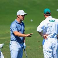 ケーシーは▲か(提供:Augusta National Golf Club) 2021年 マスターズ 事前 ポール・ケーシー