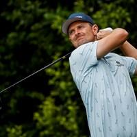 ジャスティン・ローズが「65」をマークし、7アンダーで発進した(提供:Augusta National Golf Club) 2021年 マスターズ 初日 ジャスティン・ローズ