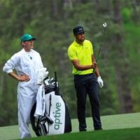 トニー・フィナウがこの日ベストの「66」をマークして6位につけた(提供:Augusta National Golf Club) 2021年 マスターズ 2日目 トニー・フィナウ