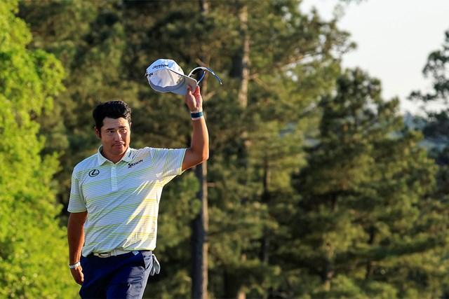 2021年 マスターズ 最終日 松山英樹 松山の偉業を日本のレジェンドたちが祝福した(提供:Augusta National Golf Club)