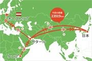 2021年 オーストリアオープン 事前 川村昌弘マップ