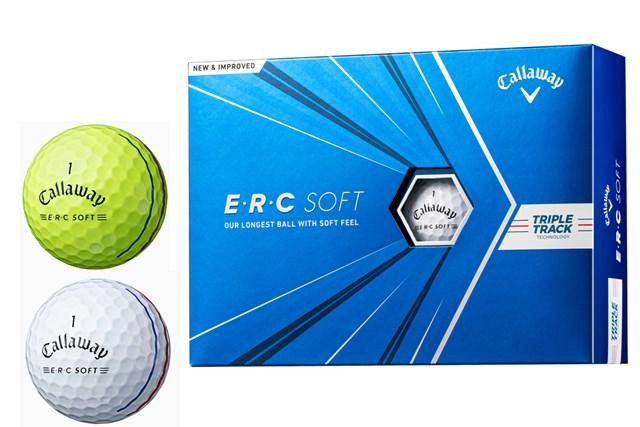2021年 キャロウェイゴルフ ERC ソフト ボール キャロウェイゴルフの「ERC ソフト ボール」がリニューアル