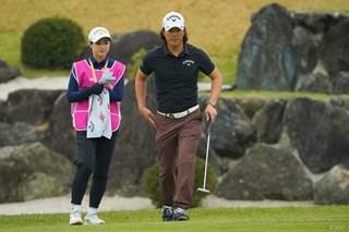 初日からパター変更も奏功せず 石川遼は120位で予選落ち