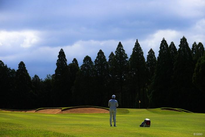 曇りのち晴れ 2021年 KKT杯バンテリンレディスオープン 最終日 成田美寿々