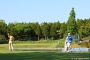 2010年 日本プロゴルフ選手権大会 日清カップヌードル杯 2日目 宮本勝昌