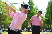 2010年 日本プロゴルフ選手権大会 日清カップヌードル杯 2日目 池田勇太