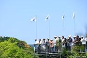 2010年 日本プロゴルフ選手権大会 日清カップヌードル杯 2日目 ギャラリー