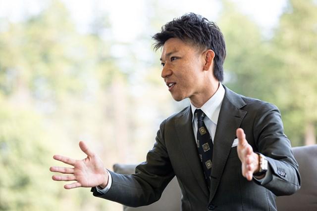 2021年 ROYAL GREEN Mito 礒崎博文氏 ゴルフ練習場の大幅なリニューアルについて語る礒崎博文氏
