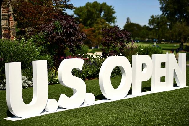 2021年 全米オープン 4日目 ウィングドフットGC ウィングドフットGCでの2020年「全米オープン」は無観客で開催された(Kohjiro Kinno/USGA)