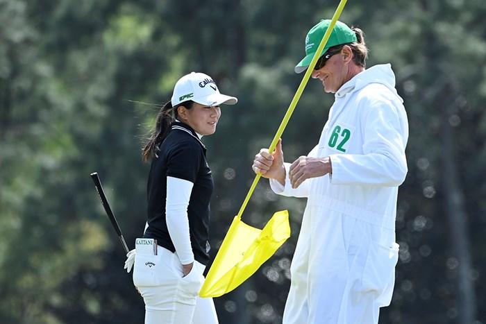 日本人で初めてオーガスタを制した梶谷翼(提供:Augusta National Golf Club) 2021年 オーガスタナショナル女子アマ 最終日 梶谷翼