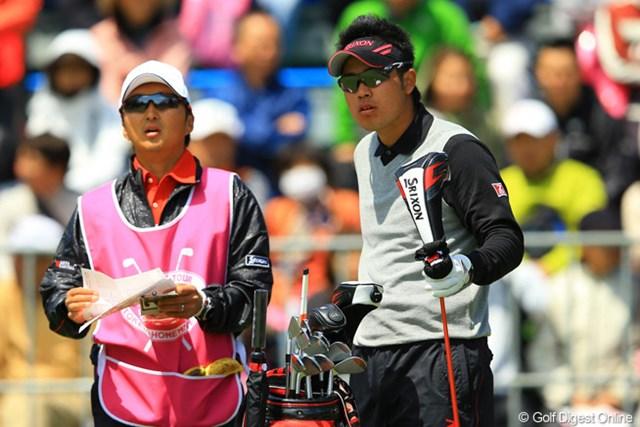 2013年 東建ホームメイトカップ 最終日 松山英樹 2013年「東建ホームメイトカップ」でプロデビューした松山英樹