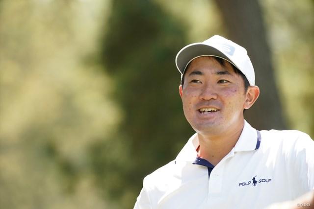 2021年 関西オープンゴルフ選手権競技 事前 金谷拓実 全集中で2週連続優勝を目指す金谷拓実