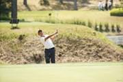 2021年 関西オープンゴルフ選手権競技 事前 金谷拓実