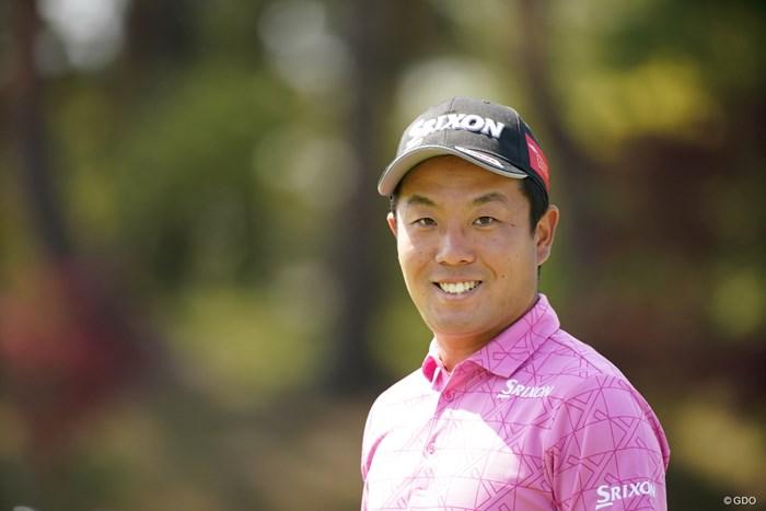 男前だよ 2021年 関西オープンゴルフ選手権競技 事前 稲森佑貴