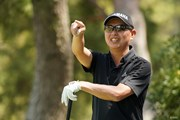 2021年 関西オープンゴルフ選手権競技 事前 谷口徹