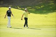 2021年 関西オープンゴルフ選手権競技 事前 石川遼 星野陸也
