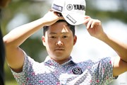 2021年 関西オープンゴルフ選手権競技 事前 今平周吾
