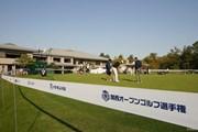 2021年 関西オープンゴルフ選手権競技 事前 会場