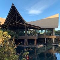グラン・カナリアのホテル。独特のデザインです 2021年 グラン・カナリアオープン 事前 グラン・カナリアのホテル