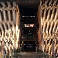 ホテルの入り口はなんとも変わった作り 2021年 グラン・カナリアオープン 事前 グラン・カナリアのホテル