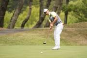 2021年 関西オープンゴルフ選手権競技 初日 中島徹