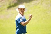 2021年 関西オープンゴルフ選手権競技 初日 中西直人