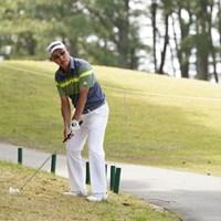 まさかこんなところから 2021年 関西オープンゴルフ選手権競技 初日 谷口徹