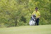 2021年 関西オープンゴルフ選手権競技 初日 上井邦裕