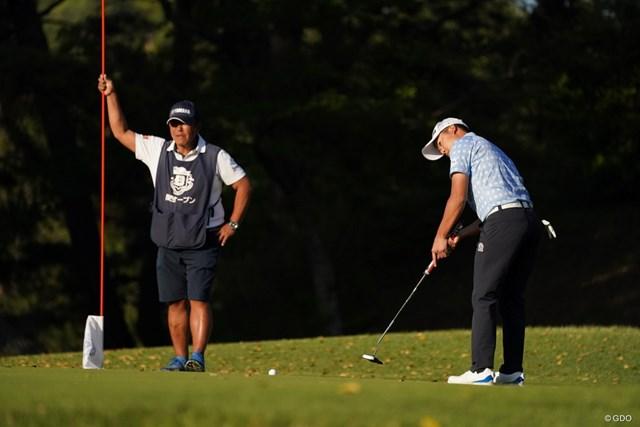 2021年 関西オープンゴルフ選手権競技 初日 今平周吾 ゴルフって難しい