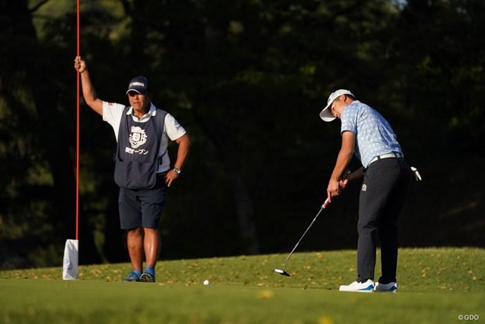 ゴルフって難しい 2021年 関西オープンゴルフ選手権競技 初日 今平周吾