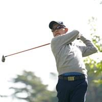 元気なベテラン谷口徹が好位置で週末へ 2021年 関西オープンゴルフ選手権競技 2日目 谷口徹