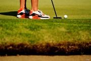 2021年 フジサンケイレディスクラシック 初日 ゴルフシューズ