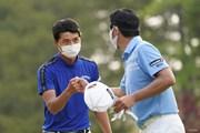 2021年 関西オープンゴルフ選手権競技 2日目 石川航