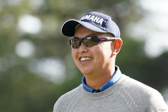 2021年 関西オープンゴルフ選手権競技 2日目 谷口徹 中年の星、ゴルフ界の星
