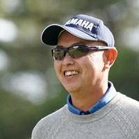 中年の星、ゴルフ界の星 2021年 関西オープンゴルフ選手権競技 2日目 谷口徹