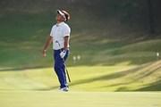 2021年 関西オープンゴルフ選手権競技 2日目 秋吉翔太