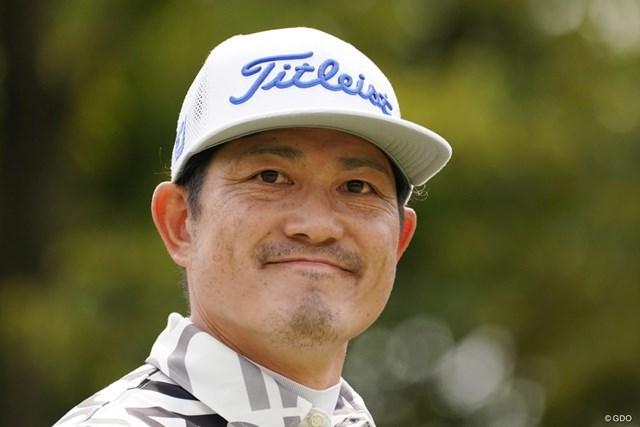 2021年 関西オープンゴルフ選手権競技 2日目 貞方章男 7位タイまで躍進