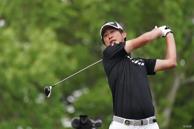 2021年 関西オープンゴルフ選手権競技  3日目 星野陸也 星野陸也が首位に並んで最終日へ