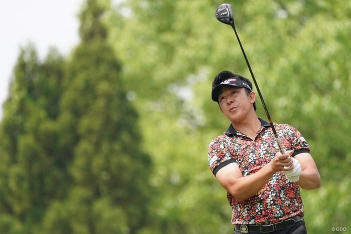 上井邦裕 2021年 関西オープンゴルフ選手権競技  3日目 上井邦裕