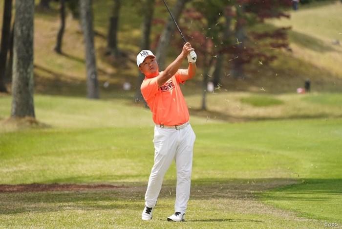 火曜日は発熱にヒヤリ。3日目を終えて、優勝争いに絡んできた小田孔明 2021年 関西オープンゴルフ選手権競技 3日目 小田孔明