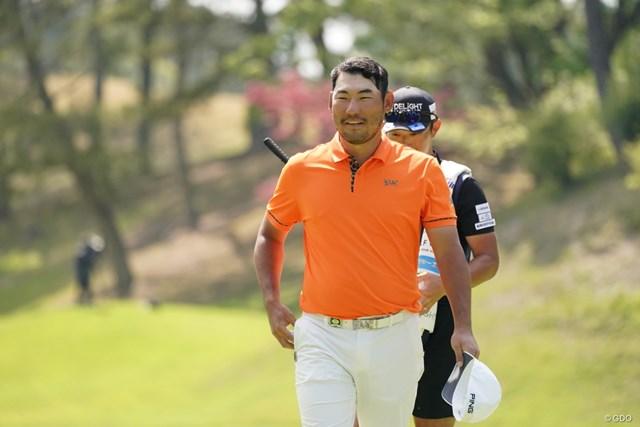 2021年 関西オープンゴルフ選手権競技  3日目 チャン・キム 首位タイに浮上したチャン・キム