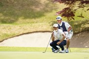 2021年 関西オープンゴルフ選手権競技 3日目 石川航