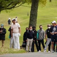 朝一から曲がっちゃった 2021年 関西オープンゴルフ選手権競技 3日目 石坂友宏