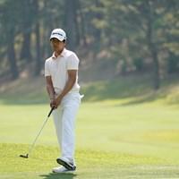うまくいかなかったようだね 2021年 関西オープンゴルフ選手権競技 3日目 石坂友宏