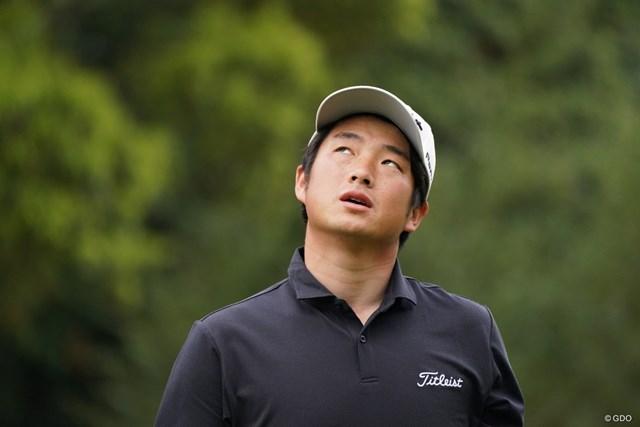 2021年 関西オープンゴルフ選手権競技 3日目 小西貴紀 うまくいかない