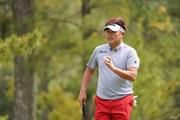 2021年 関西オープンゴルフ選手権競技 3日目 秋吉翔太