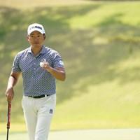 トップとは5打差、まだいける 2021年 関西オープンゴルフ選手権競技 3日目 今平周吾