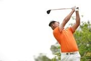 2021年 関西オープンゴルフ選手権競技 3日目 チャン・キム